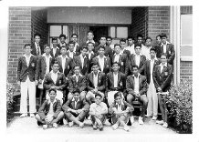 Cricket team Founder's High School